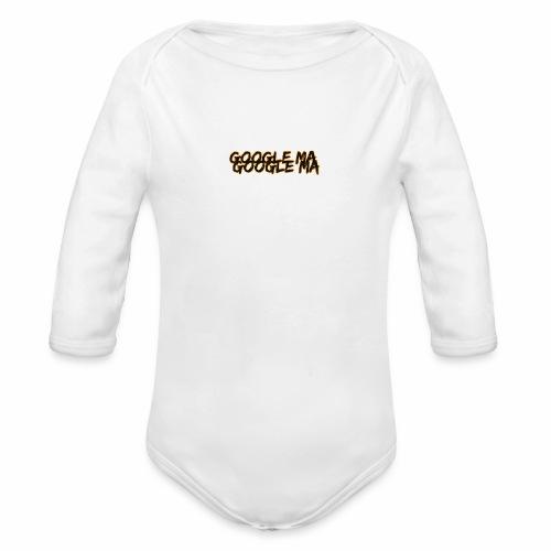 Google Ma Google Ma - Summer Cem - Baby Bio-Langarm-Body