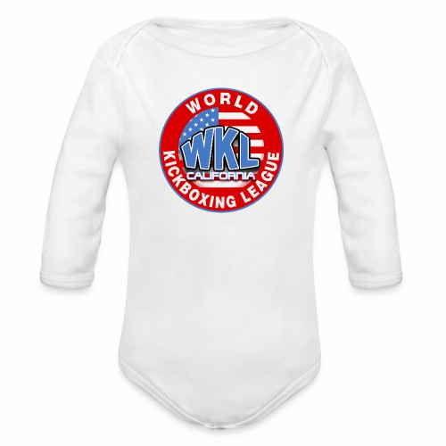 WKL CALIFORNIA - Body orgánico de manga larga para bebé