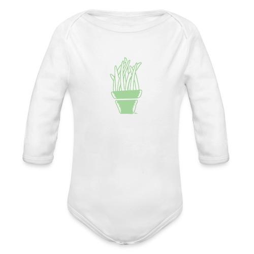 Plante d'intérieur - Baby Bio-Langarm-Body