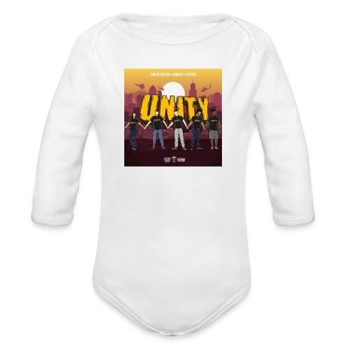Boba D Official - Baby bio-rompertje met lange mouwen