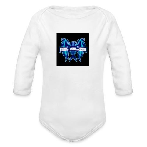 Kira - Ekologisk långärmad babybody