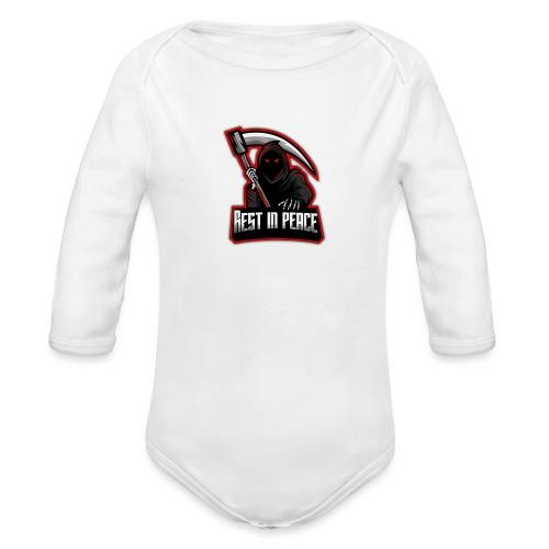 RIP - Baby Bio-Langarm-Body
