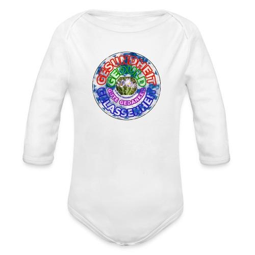 Besonderes Fruehjahr 2020 - Baby Bio-Langarm-Body