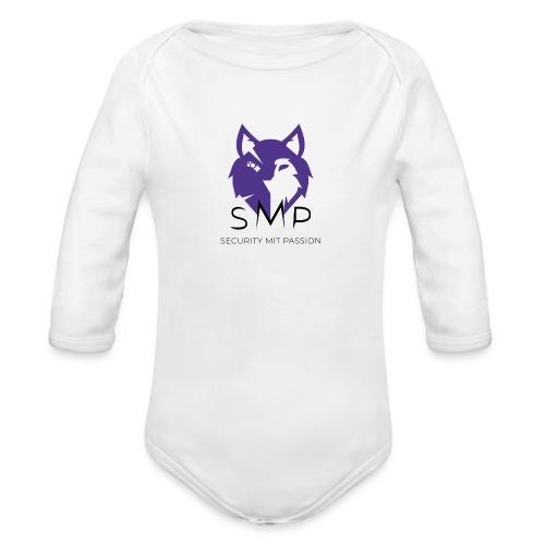SMP Wolves Merchandise - Baby Bio-Langarm-Body