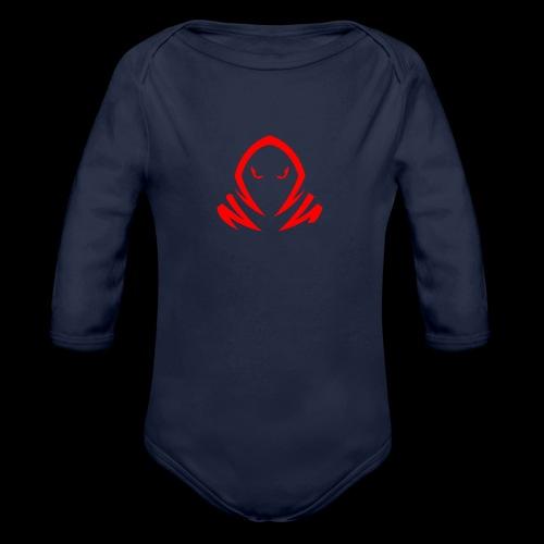 New Official TagX Logo - Vauvan pitkähihainen luomu-body
