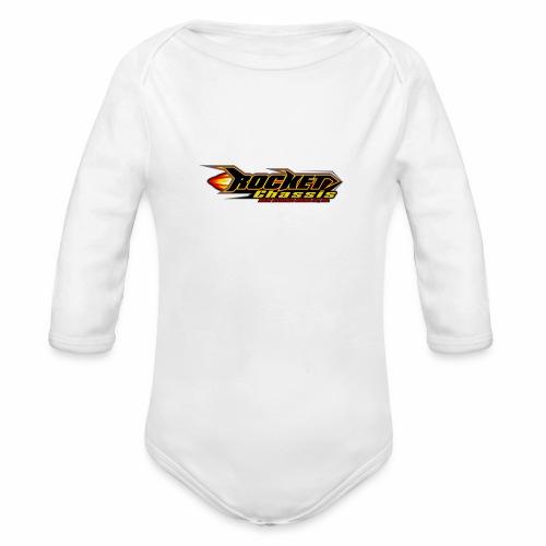 Raketen Chassis - Baby Bio-Langarm-Body