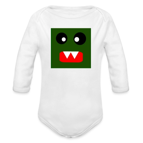 PlayPVP - Baby Bio-Langarm-Body