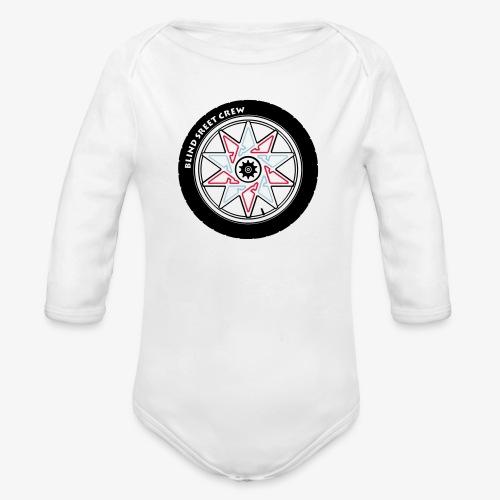 BSC Team - Body ecologico per neonato a manica lunga