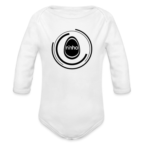 ninho-circle - Body ecologico per neonato a manica lunga