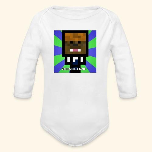 BondlurksHD - Ekologisk långärmad babybody