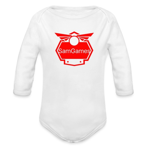 Kids and Babies Clothes - Organic Longsleeve Baby Bodysuit