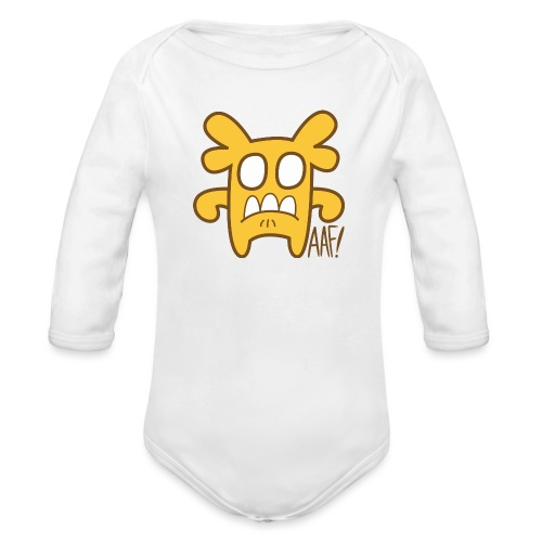 Gunaff - Organic Longsleeve Baby Bodysuit