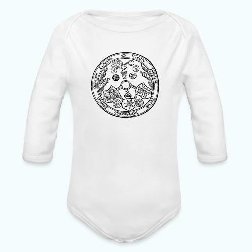 Alchemie - Organic Longsleeve Baby Bodysuit