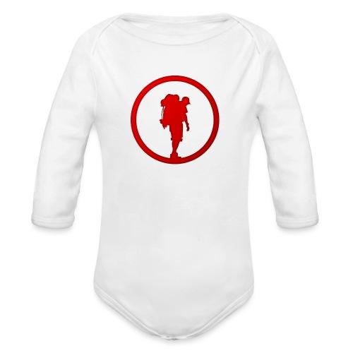 Outdoor Technica Icon - Organic Longsleeve Baby Bodysuit