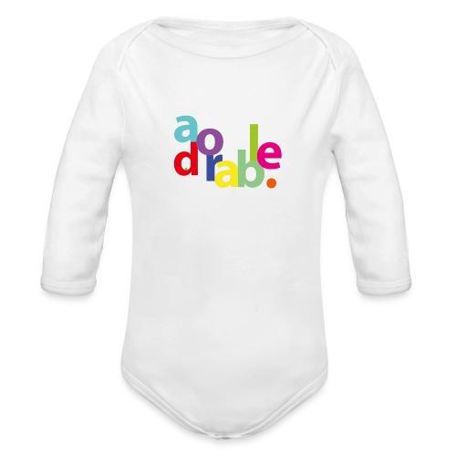 Adorable - Organic Longsleeve Baby Bodysuit