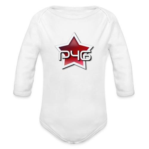 logo P4G 2 5 - Body Bébé bio manches longues