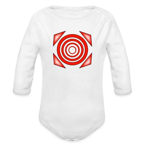 dizzy - Vauvan pitkähihainen luomu-body