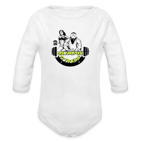 iPiccy Design - Body ecologico per neonato a manica lunga