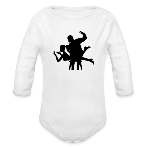 spanking - Baby Bio-Langarm-Body