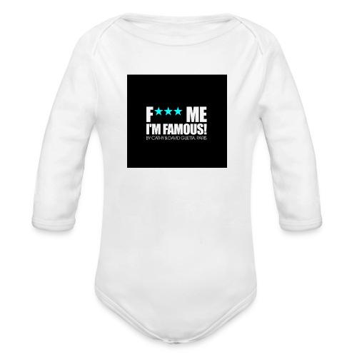 FMIF Badge - Body Bébé bio manches longues