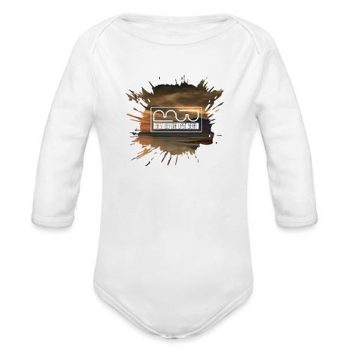 Women's shirt Splatter - Organic Longsleeve Baby Bodysuit