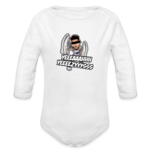 Yeah Yeezys! - Baby Bio-Langarm-Body