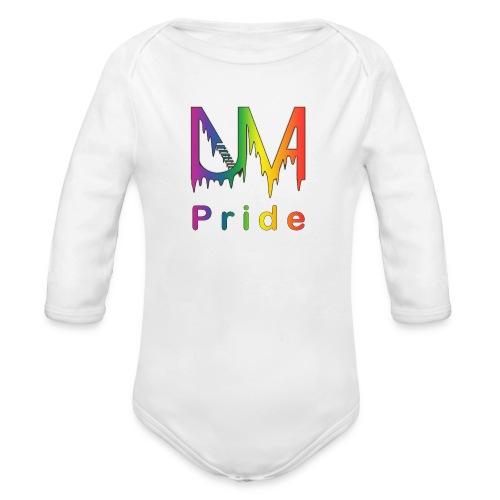 Pride - Baby Bio-Langarm-Body