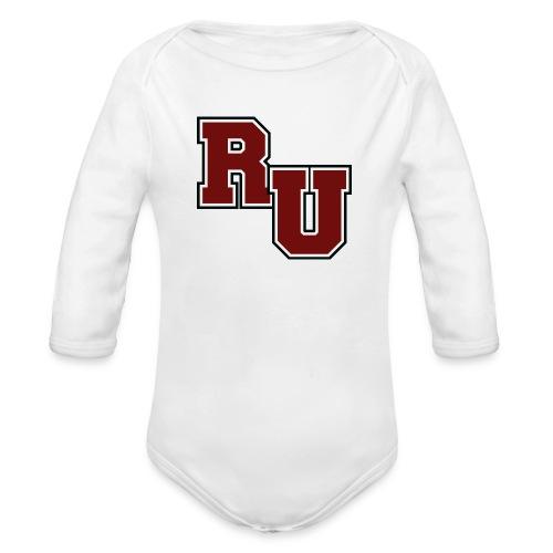 rusk - Organic Longsleeve Baby Bodysuit