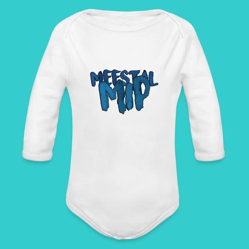MeestalMip Sweater - Kids & Babies - Baby bio-rompertje met lange mouwen