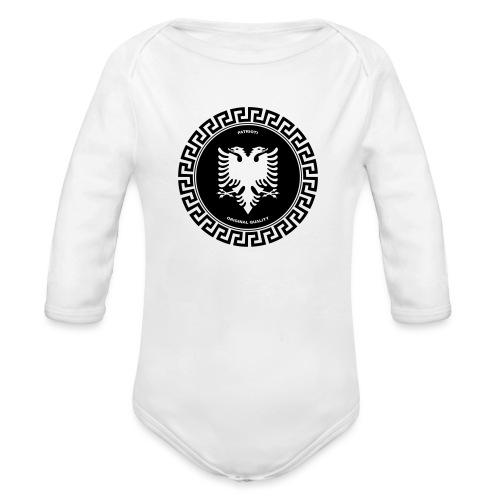 Patrioti Medusa - Baby Bio-Langarm-Body