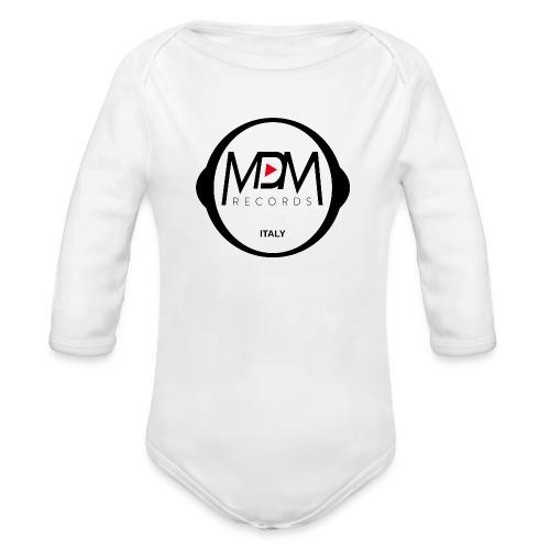 MDM Records - Body ecologico per neonato a manica lunga