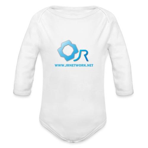 Official Logo - Organic Longsleeve Baby Bodysuit