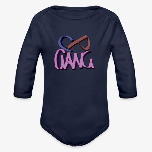 CPGANG - Vauvan pitkähihainen luomu-body