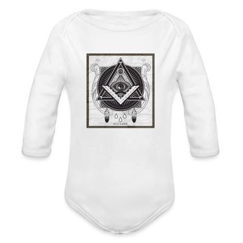 Illuminati - Body Bébé bio manches longues