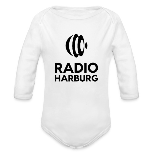Radio Harburg - Baby Bio-Langarm-Body