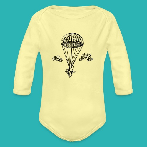 Veleggiare_o_precipitare-png - Body ecologico per neonato a manica lunga