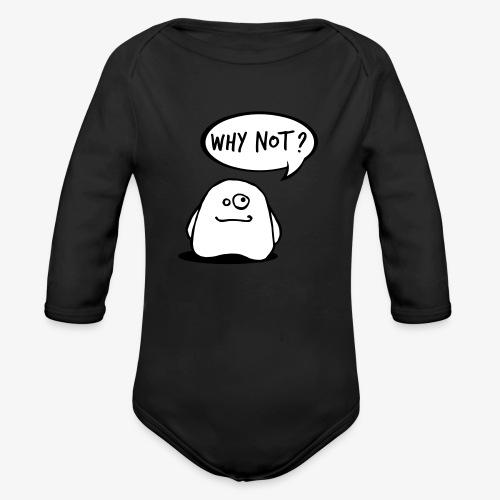 gosthy - Organic Longsleeve Baby Bodysuit