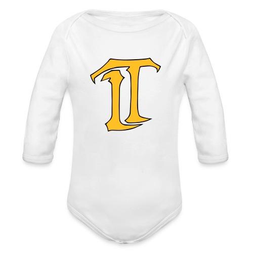 IT Premium Logo - Baby Bio-Langarm-Body