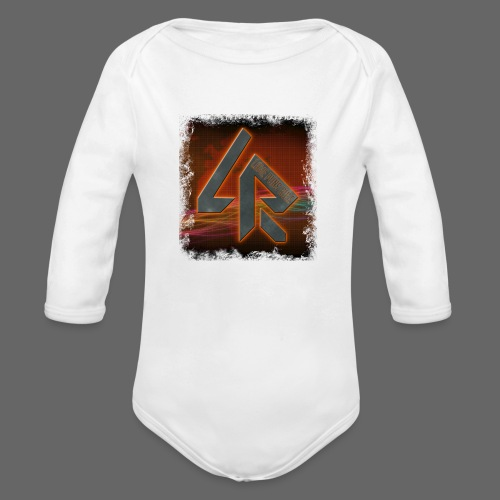 LPR Gaming BG Splash (Women) - Organic Longsleeve Baby Bodysuit