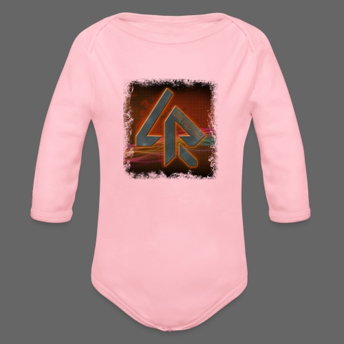 LPR Gaming BG Splash (Women) - Organic Longsleeve Baby Bodysuit