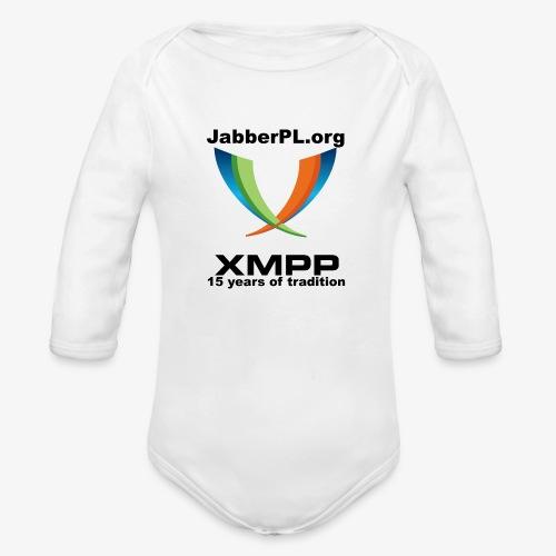 JabberPL.org XMPP - Organic Longsleeve Baby Bodysuit