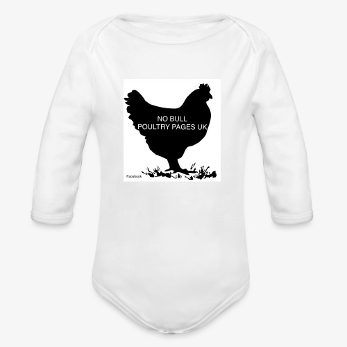 BB88CD83 3CE0 4870 8457 EB225A2C68E6 - Organic Longsleeve Baby Bodysuit