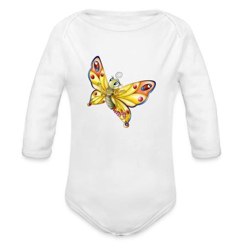 T-Shirts Blusen und mehr für alle - Baby Bio-Langarm-Body