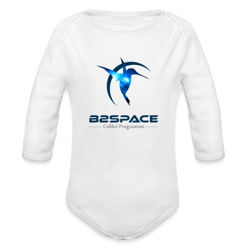B2Space - Organic Longsleeve Baby Bodysuit
