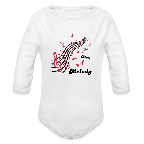 Contest Design 2015 - Organic Longsleeve Baby Bodysuit