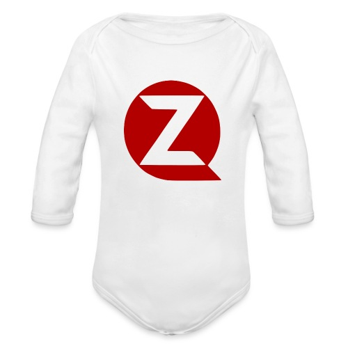QZ - Organic Longsleeve Baby Bodysuit