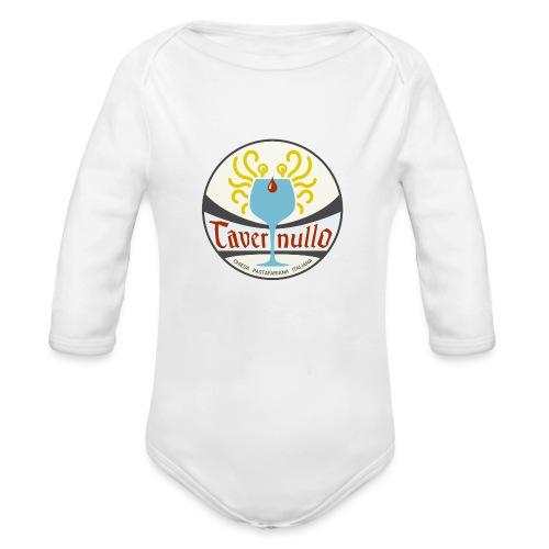 tavernullo - Body ecologico per neonato a manica lunga