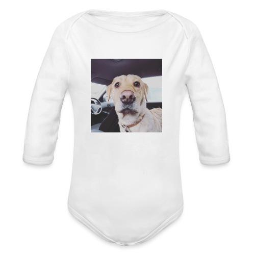 Marley - Organic Longsleeve Baby Bodysuit