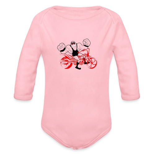 wsa bike - Baby Bio-Langarm-Body