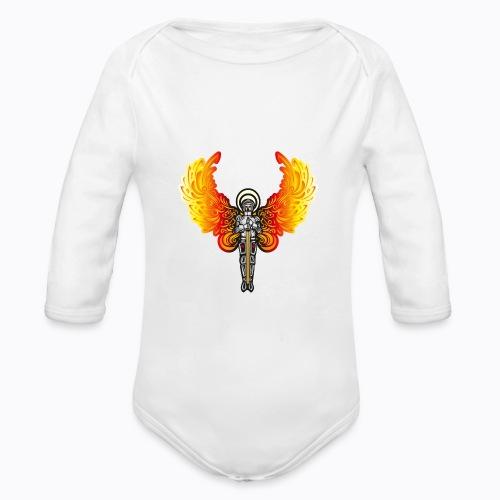 Angel - Organic Longsleeve Baby Bodysuit